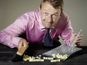 Scrabble-Präsentationen