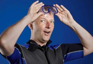 Taucherbrillen-Fragen