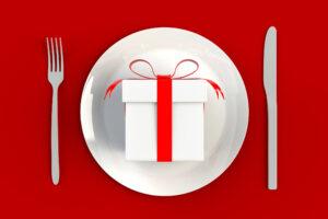 Geschenk an die Gastronomie